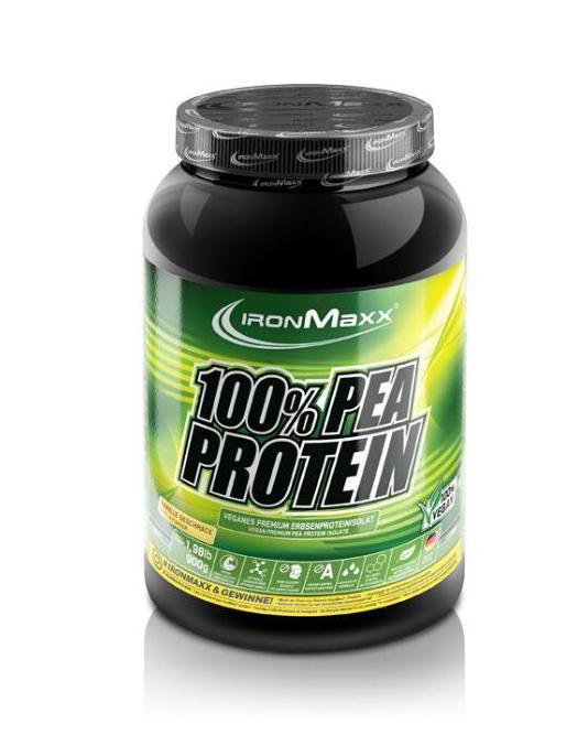 Voeding en dieet-inshapemetpat-100% erwten eiwitten Vanille