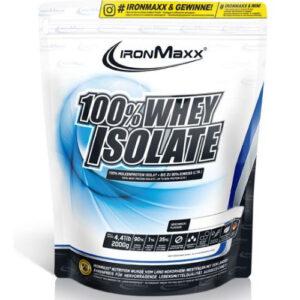 Voeding en dieet-inshapemetpat-100% Whey isolaat 2000g