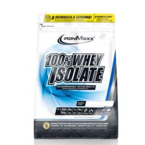 Voeding en dieet-inshapemetpat-100% Whey isolaat 750g