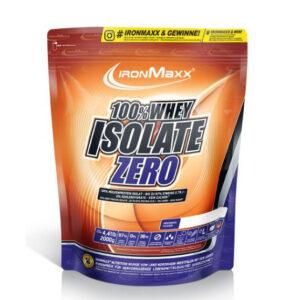 Voeding en dieet-inshapemetpat-100% Whey isolaat ZERO 2000g