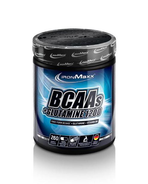 Voeding en dieet-inshapemetpat-BCAA glutamine tricaps
