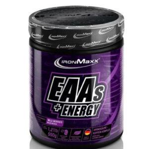 Voeding en dieet-inshapemetpat-EAAs + energie - wilde bessen