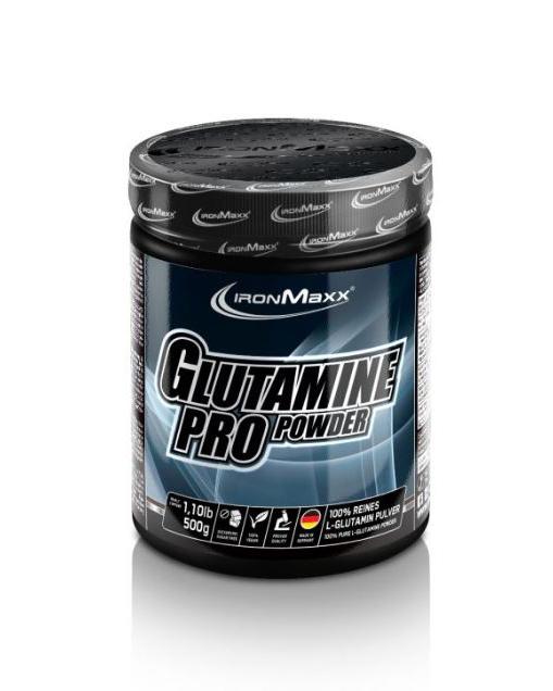 Voeding en dieet-inshapemetpat-Glutamine 500g