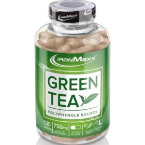 Voeding en dieet-inshapemetpat-Green tea 130 tabs