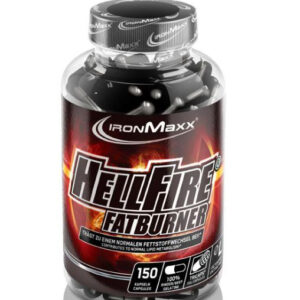 Voeding en dieet-inshapemetpat-Hellfire Fatburner