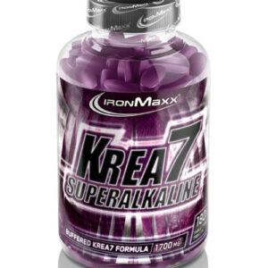 Voeding en dieet-inshapemetpat-Krea7 superalkline 180tabs
