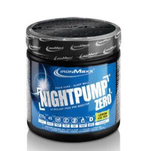 Voeding en dieet-inshapemetpat-Night pump zero