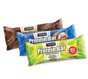Voeding en dieet-inshapemetpat-Proteïne repen 24x45g