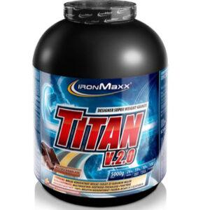 Voeding en dieet-inshapemetpat-Titan 5kg