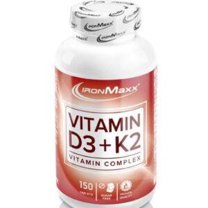 Voeding en dieet-inshapemetpat-Vitamine D3 + K2