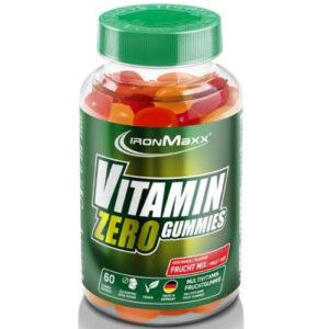Voeding en dieet-inshapemetpat-Vitamine Vegan ZERO gummies