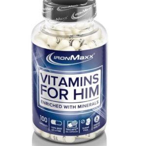 Voeding en dieet-inshapemetpat-Vitaminen for him