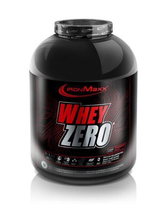 Voeding en dieet-inshapemetpat-Whey ZERO 2270g kers
