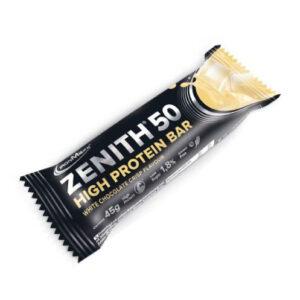 Voeding en dieet-inshapemetpat-Zenith 50 high proteïne reep