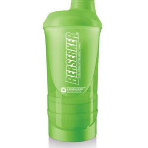 Voeding en dieet-inshapemetpat-super shaker groen