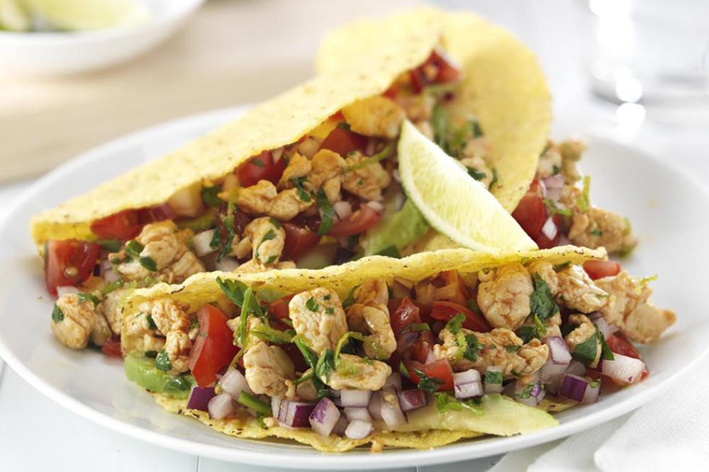 taco's-met-kip-en-groenten